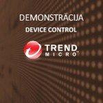 Trend Micro Device control