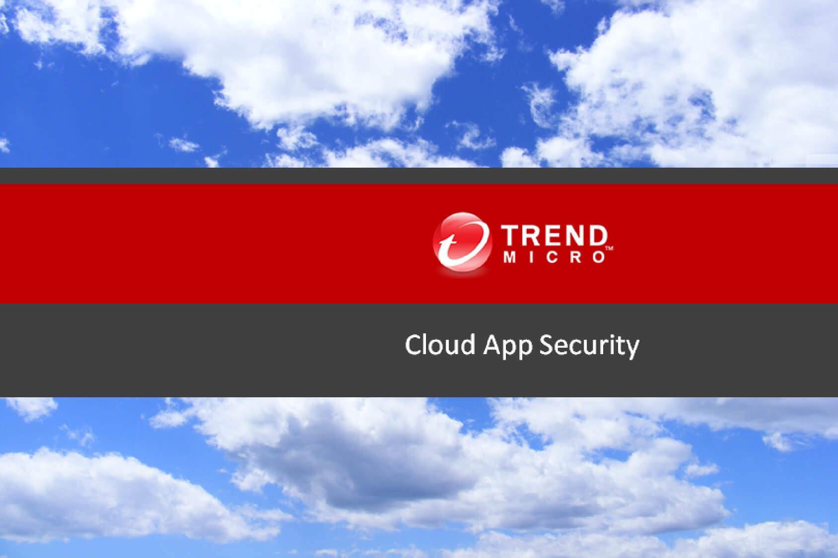 Cloud App Security